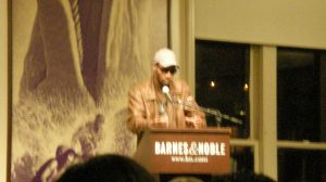 The RZA At Barnes and Noble