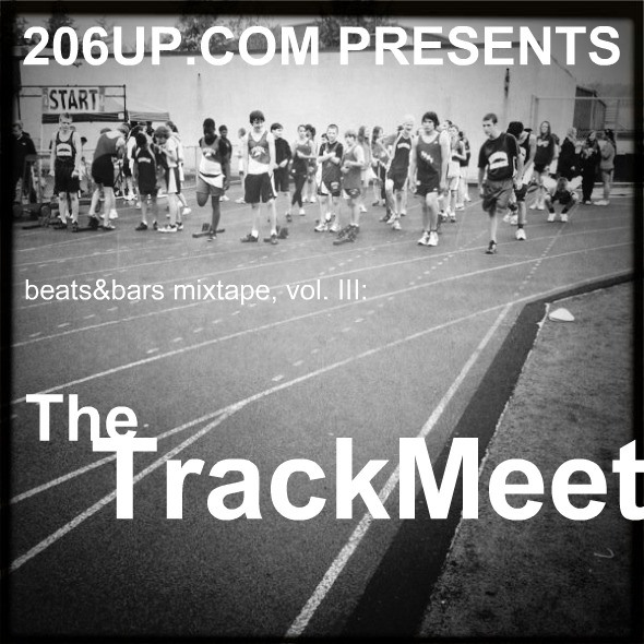 206UP Mixtape V3 front