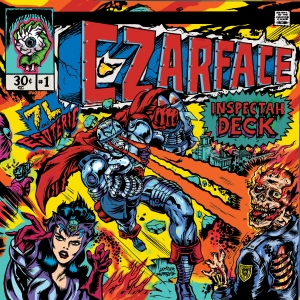 Czarface - Inspectah Deck and 7L & Esoteric