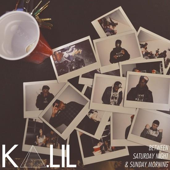 Between Saturday Night & Sunday Morning - Ka.lil