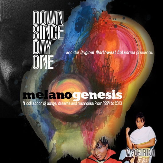 Down Since Day One - Melano Genesis