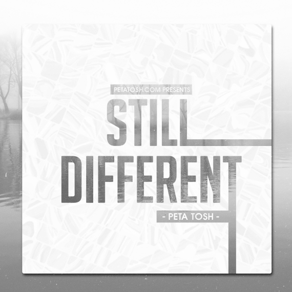 Peta Tosh - Still Different (front)