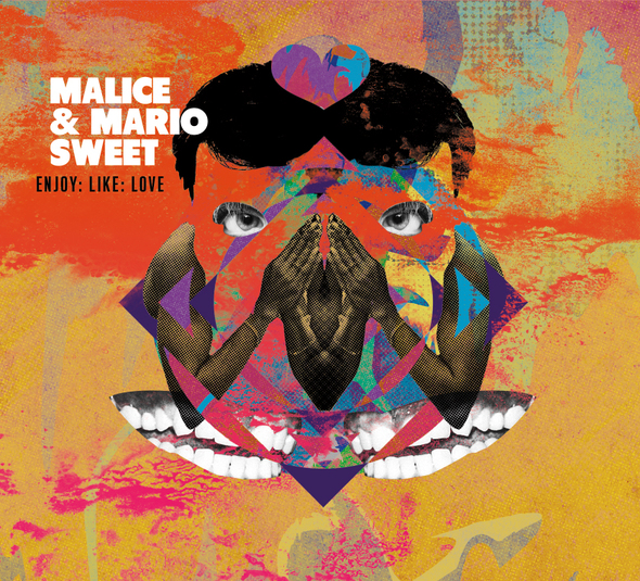 Malice & Mario - Enjoy Like Love front