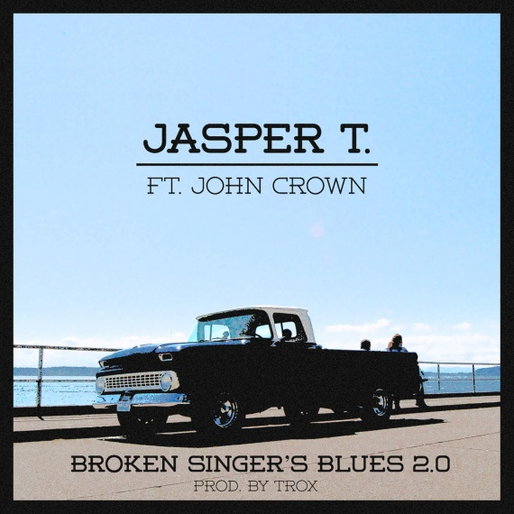 Broken Singers Blues 2 - Jasper T feat John Crown prod by Trox