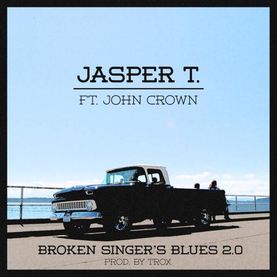 Broken Singers Blues 2 - Jasper T feat John Crown prod by Trox
