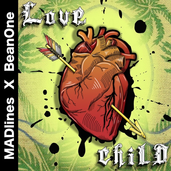 MADlines & BeanOne - Love Child EP