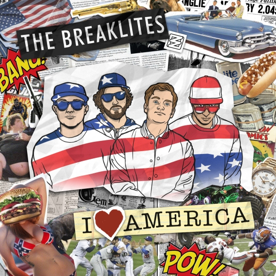 I Heart America - The Breaklites