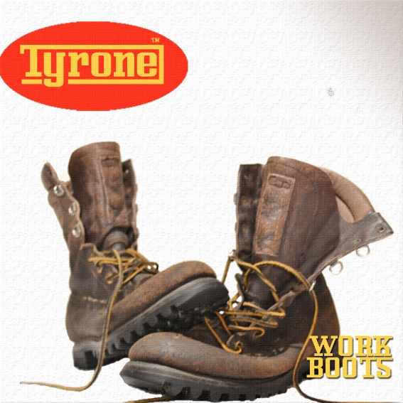 Tyrone - Work Boots
