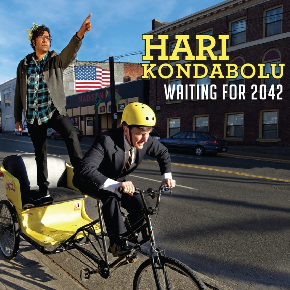 Hari Kondabolu - Waiting For 2042