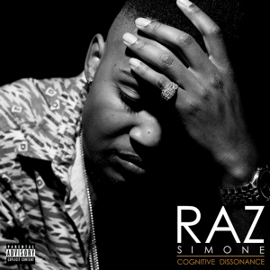 Raz Simone - Cognitive Dissonance cover