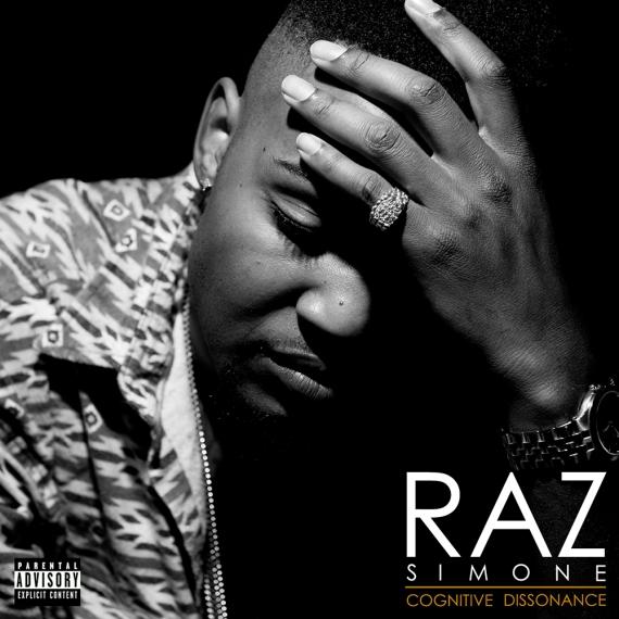 Raz Simone - Cognitive Dissonance cover