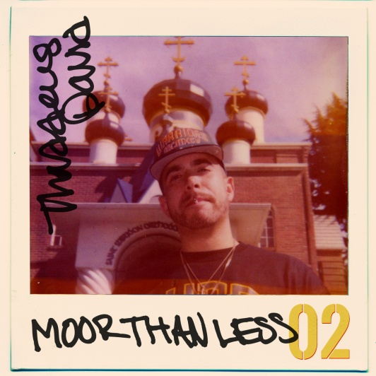 Thaddeus David - Moor Than Less 02