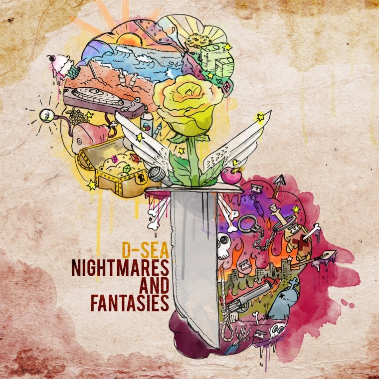 D-Sea - Nightmares & Fantasies