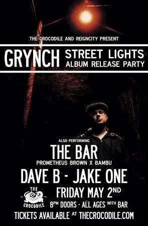 Grynch release show