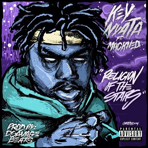 Key Nyata feat Mackned - Religion of the Stars
