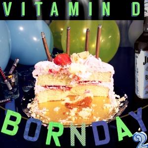 Vitamin D - Born Day 2