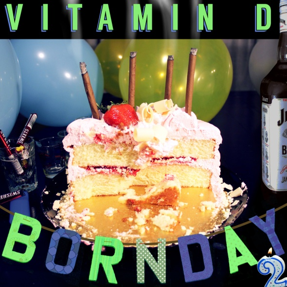 Vitamin D - Born Day 2