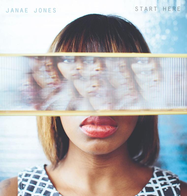 Janae Jones - Start Here EP