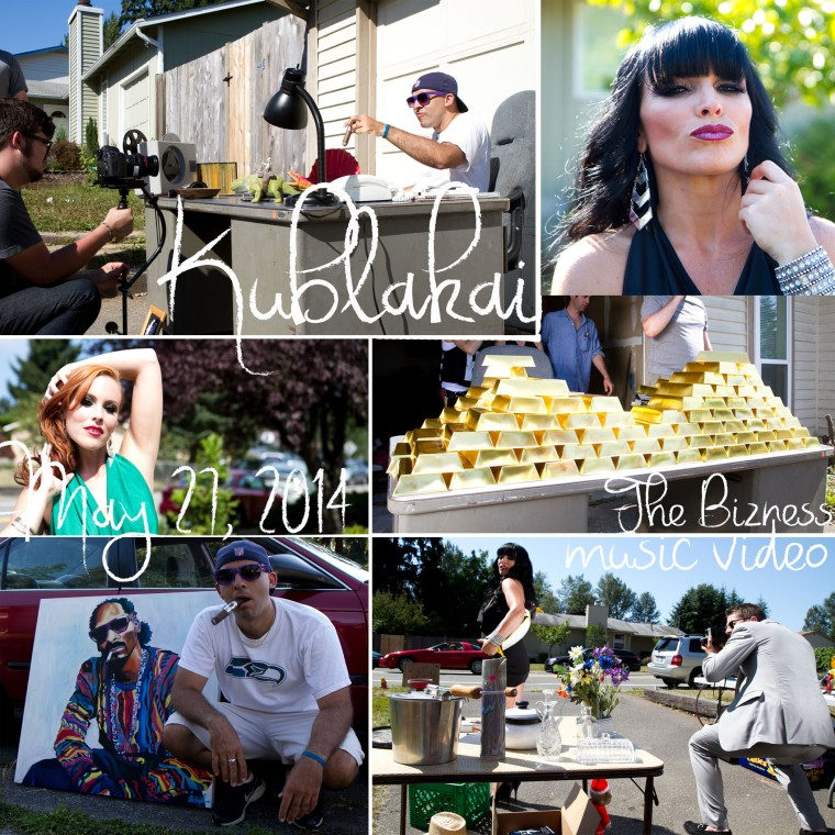 Kublakai - The Bizness