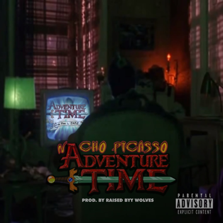 Nacho Picasso - Adventure Time