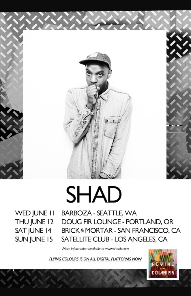 Shad at Barboza