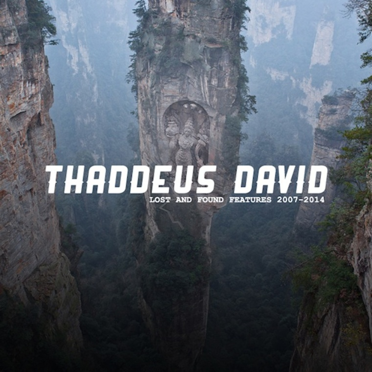 Thaddeus David - Lost And Found Features