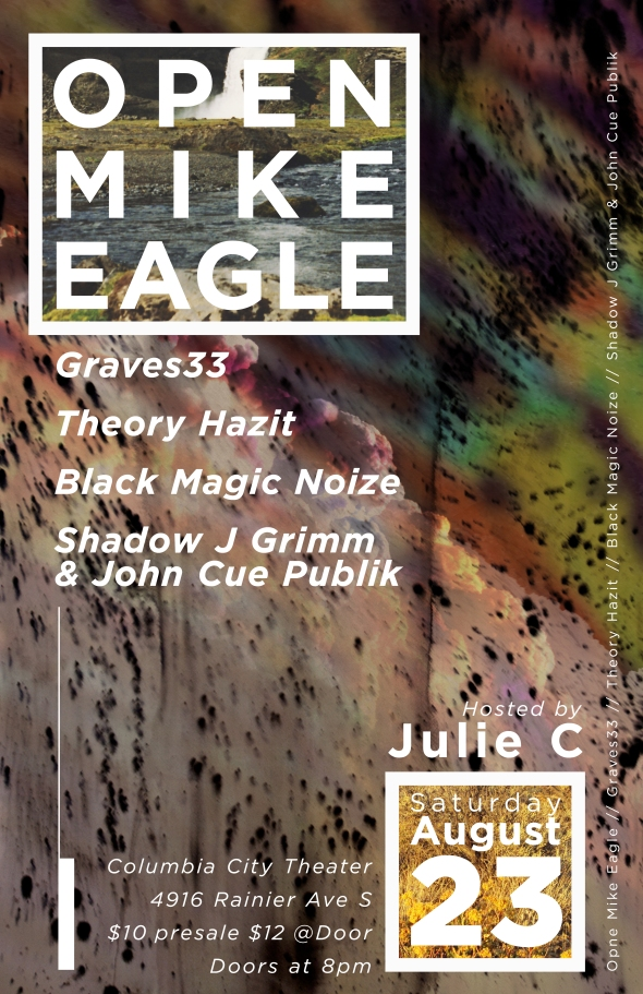 Open Mike Eagle Columbia City