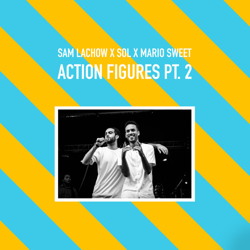 Sam Lachow - Action Figures Part 2