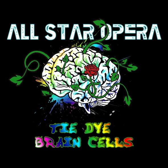 ASO - Tie Die Brain Cells