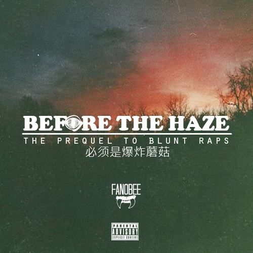 BEFORE THE HAZE (main cover)