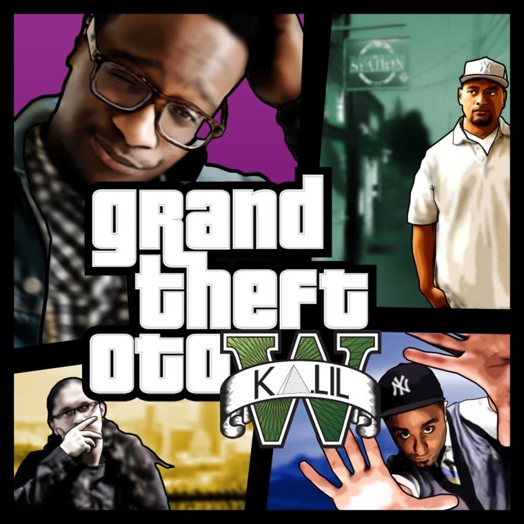 Kalil - Grand Theft OTOW