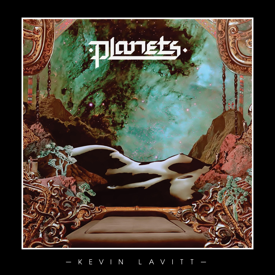 Planets - Kevin Lavitt front