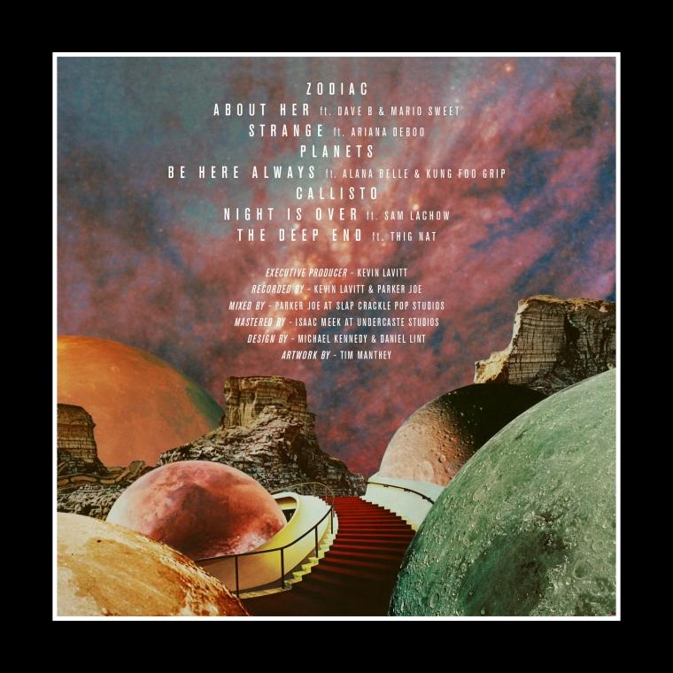 Planets - Kevin Lavitt back