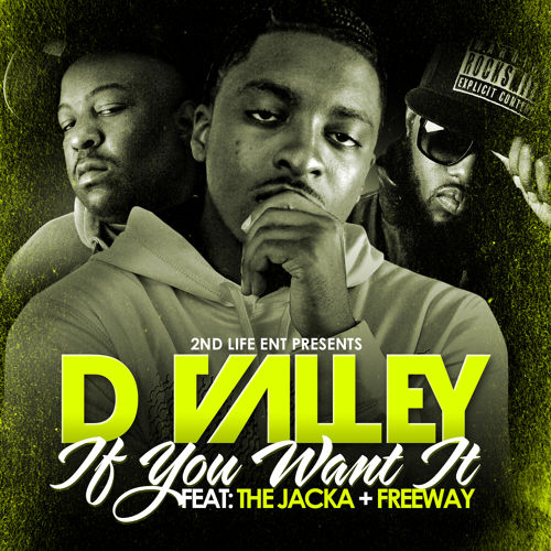 D Valley - If You Want It