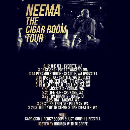 Neema - The Cigar Room Tour