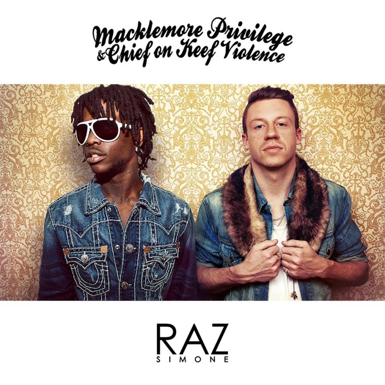 Raz Simone - MP&CKV front
