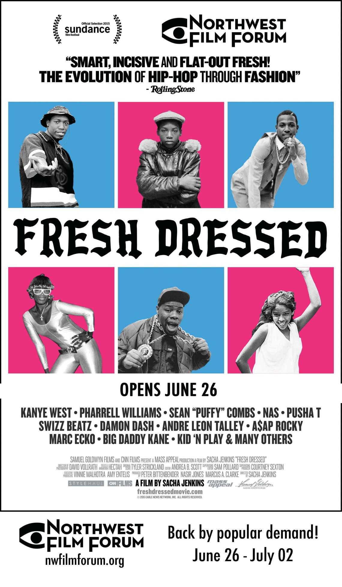 Fresh Dressed NWFF