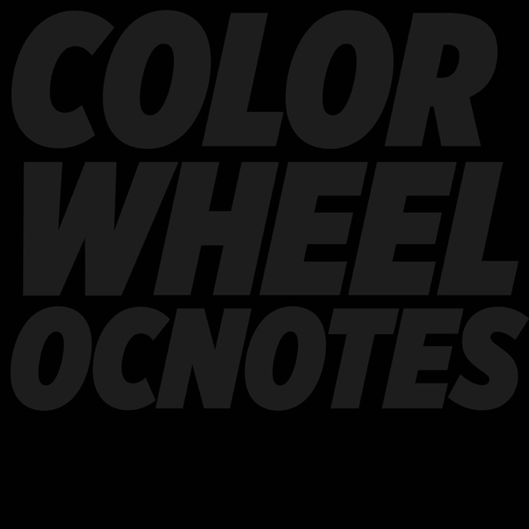 OCnotes - Color Wheel