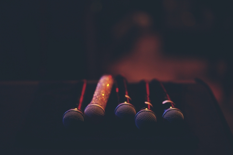 J5 mics