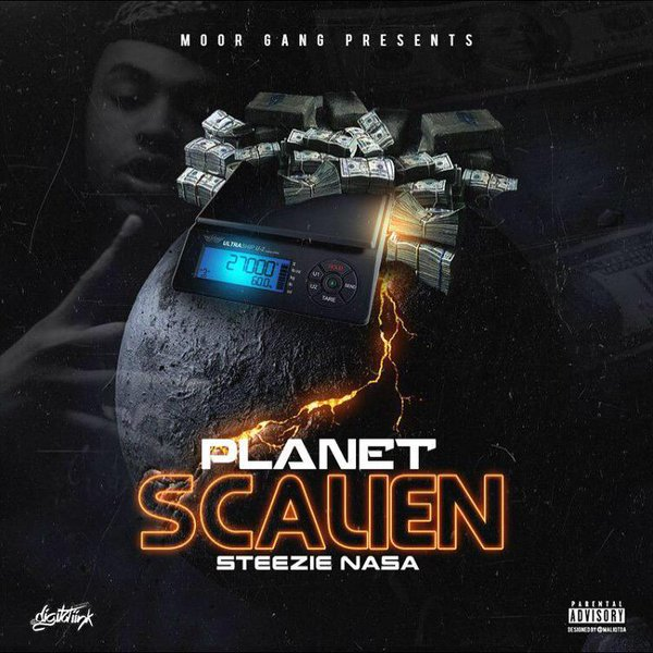 Steezie Nasa - Planet Scalien