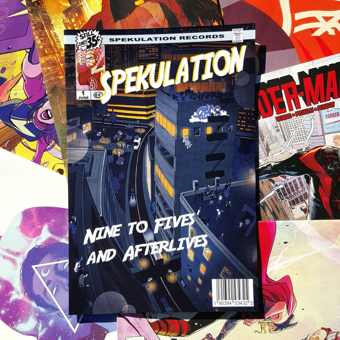 Spekulation - Nine to Fives & Afterlives